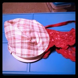 Lane Bryant bra and panties set new never worn bra
